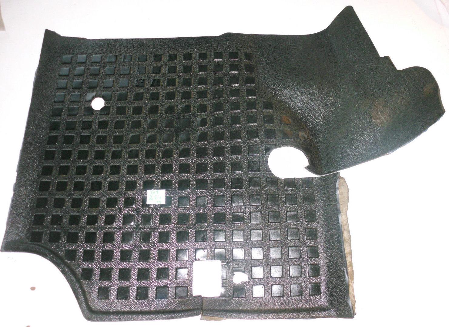 IVECO MK 8013 Teile Teppich Gummimatte Gummi Matte