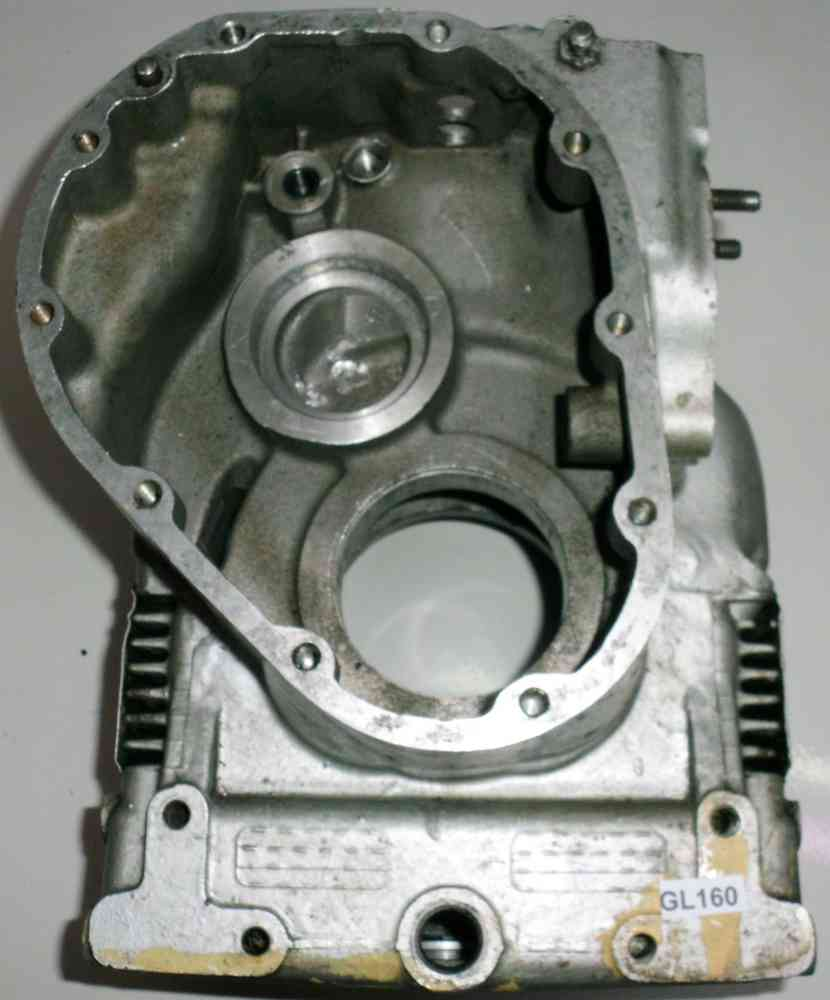 Hatz Diesel Motor E79 E 79 ES Teile: Gehäuse / Motorblock / Block ...